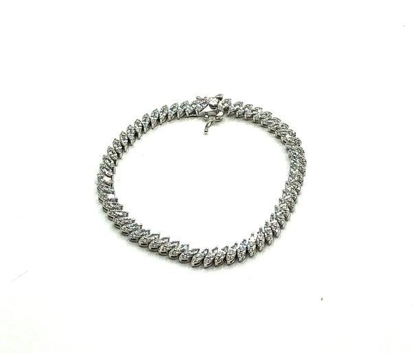 Bling Bracelet - Oval