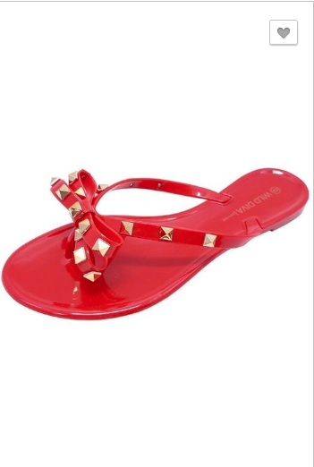 Ccocci - Flat slipper with bow detail