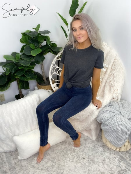 Urban X - Mineral Wash Leggings