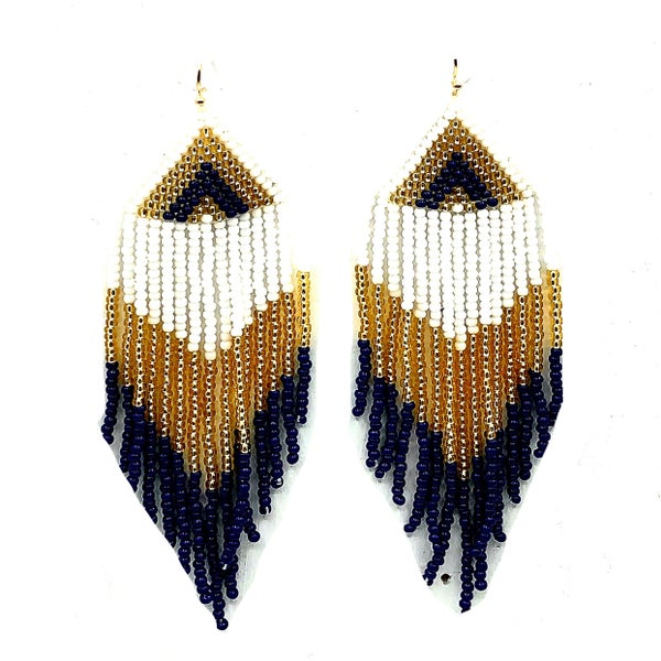FOSTERIE - Marino Beaded Earrings