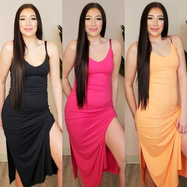Five Star - Cami Maxi Slip Dress
