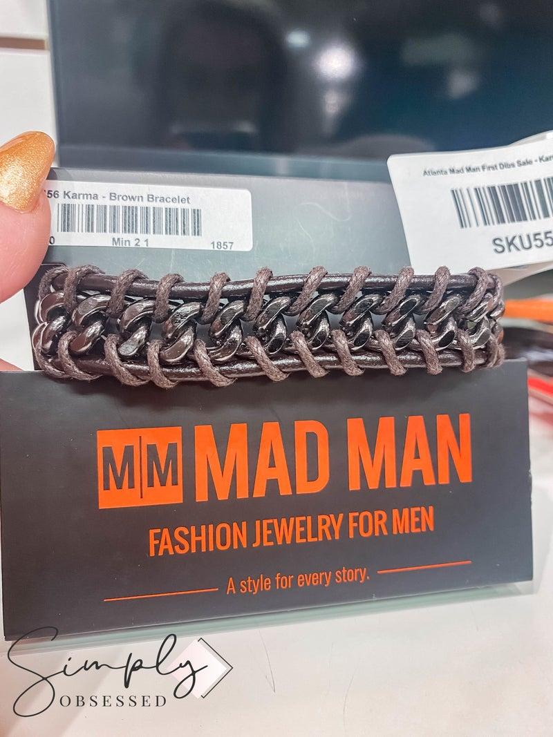Atlanta Mad Man First Dibs Sale - Karma Brown Bracelet