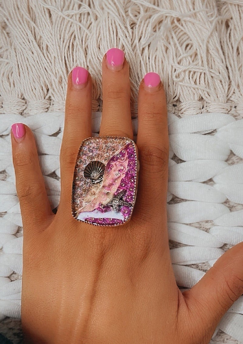 M&S - Cloisonnart Rings