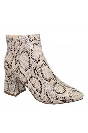 X2B-ANKLE HIGH BOOTS