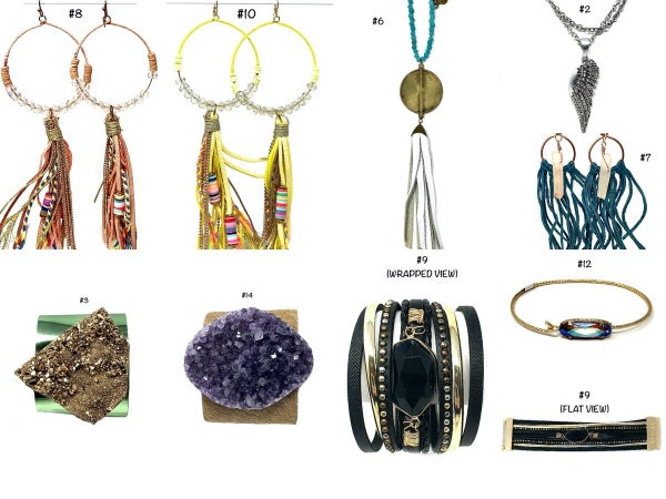 $30 Hand Selected Jewelry