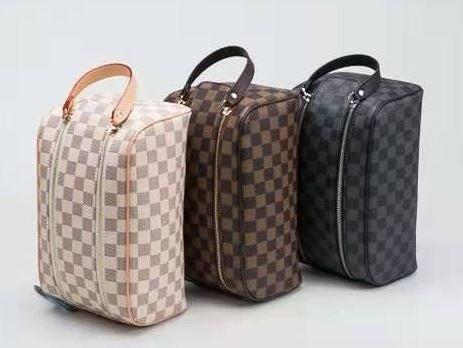 Dani & Em - Double Zipper W/ Pull Handle Bag