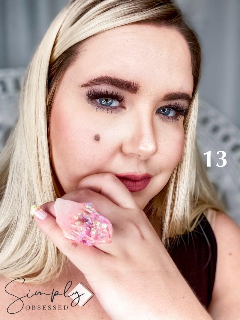 Sarah's Diamond Shaped Ring