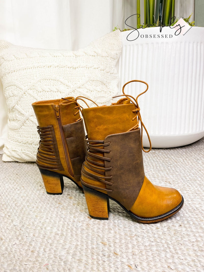 MIAMI SHOE-HIGH HEEL BOOT WITH SIDE ZIPPER