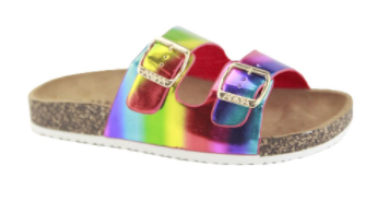 Lets See Style - Buckle strap comfort sandals