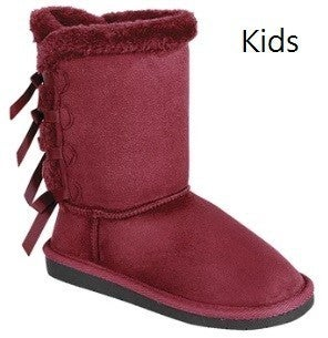 Hot Issue Fashion - Suede Kids Boots