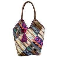 Chloe & Lex - Festival Bucket Tote Bag