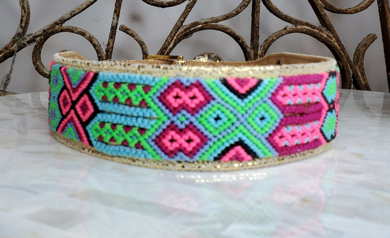 Collarist - Crazy cute dog collar L