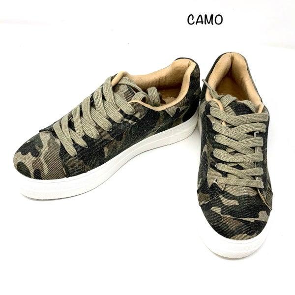 Ccocci - Camo sneaker