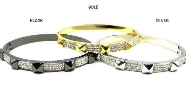 Square Point Bracelet