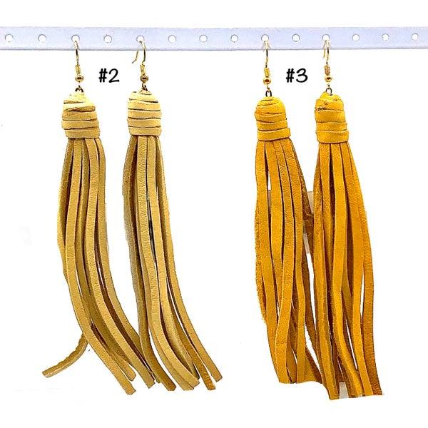 Ellison James - Mojave Tassle Earrings