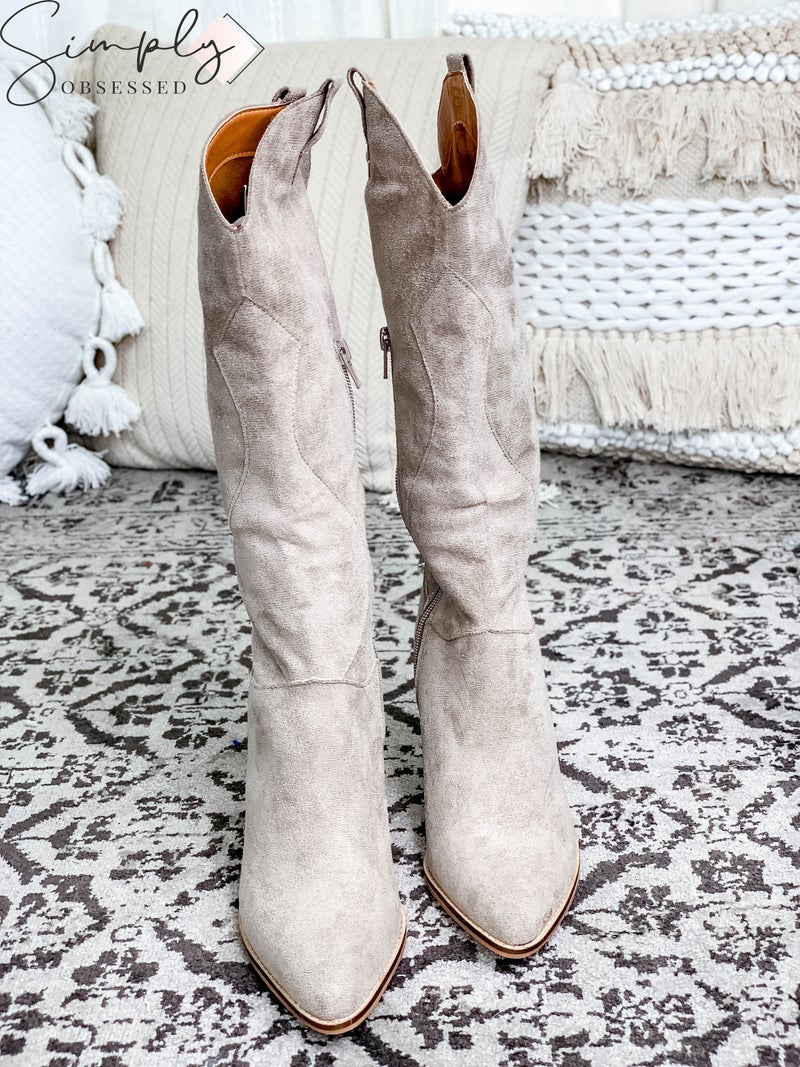 Lets See Style - Knee High Boot
