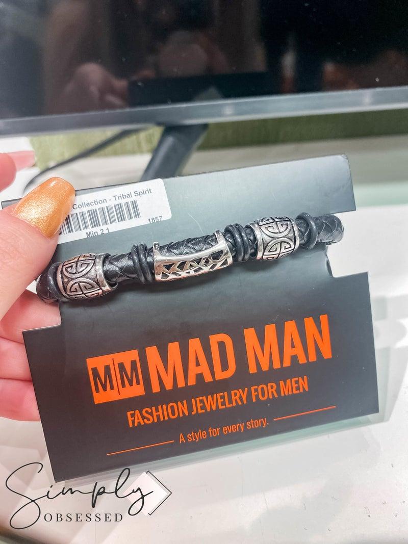 Atlanta Mad Man First Dibs Sale  Studio Collection - Tribal Spirit Bracelet