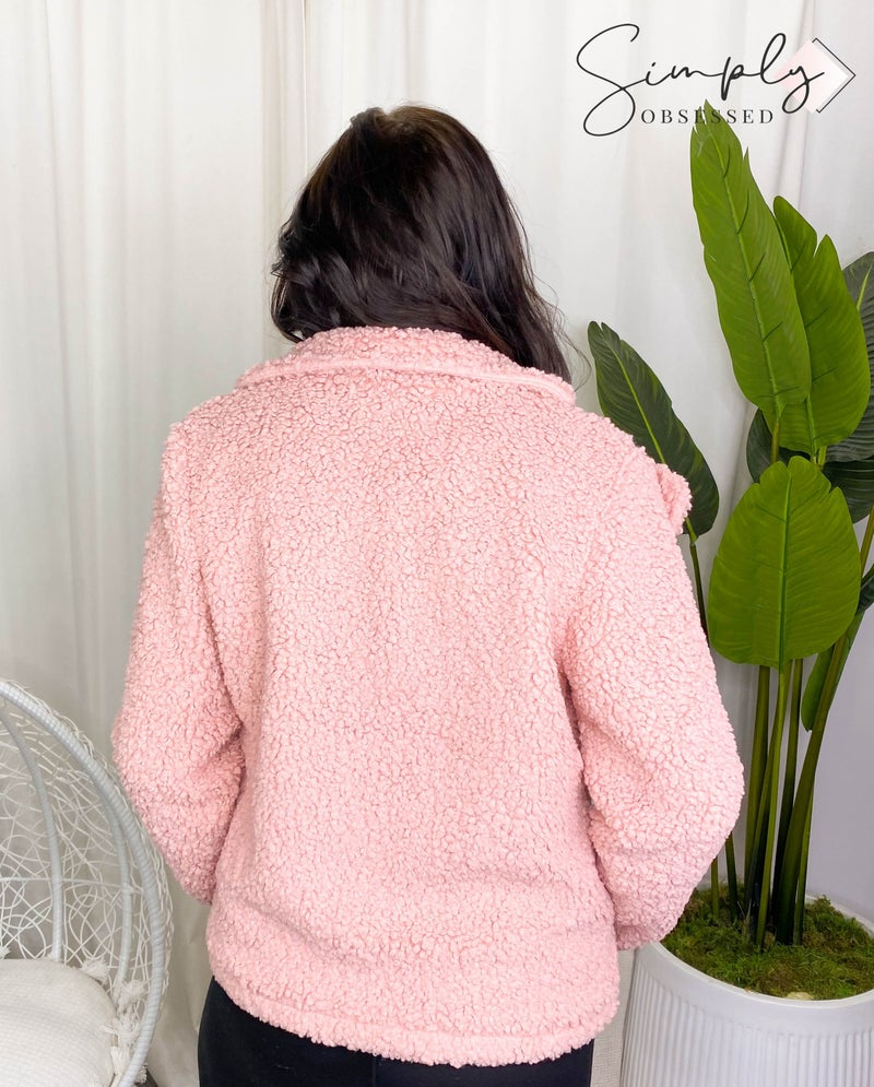 Andree by unit- Soft open jacket with hidden pockets