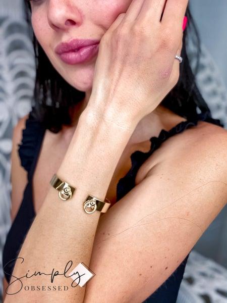 Accessory Concierge - Door Knocker Cuff Bracelet
