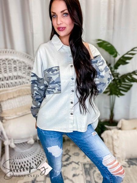 Orlando POL Pre-Sale - Woven jacket