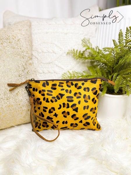 American Darling - Cheetah print handbag