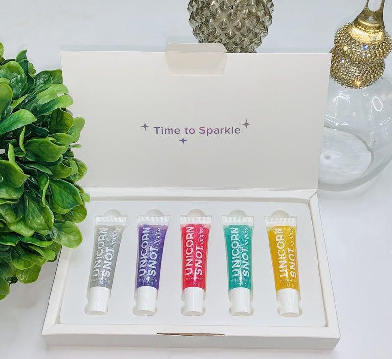 Fctry - Unicorn snot lip gloss gift set