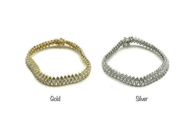 Bling Bracelet - Tri