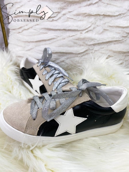 Nature Breeze - Star print sneaker