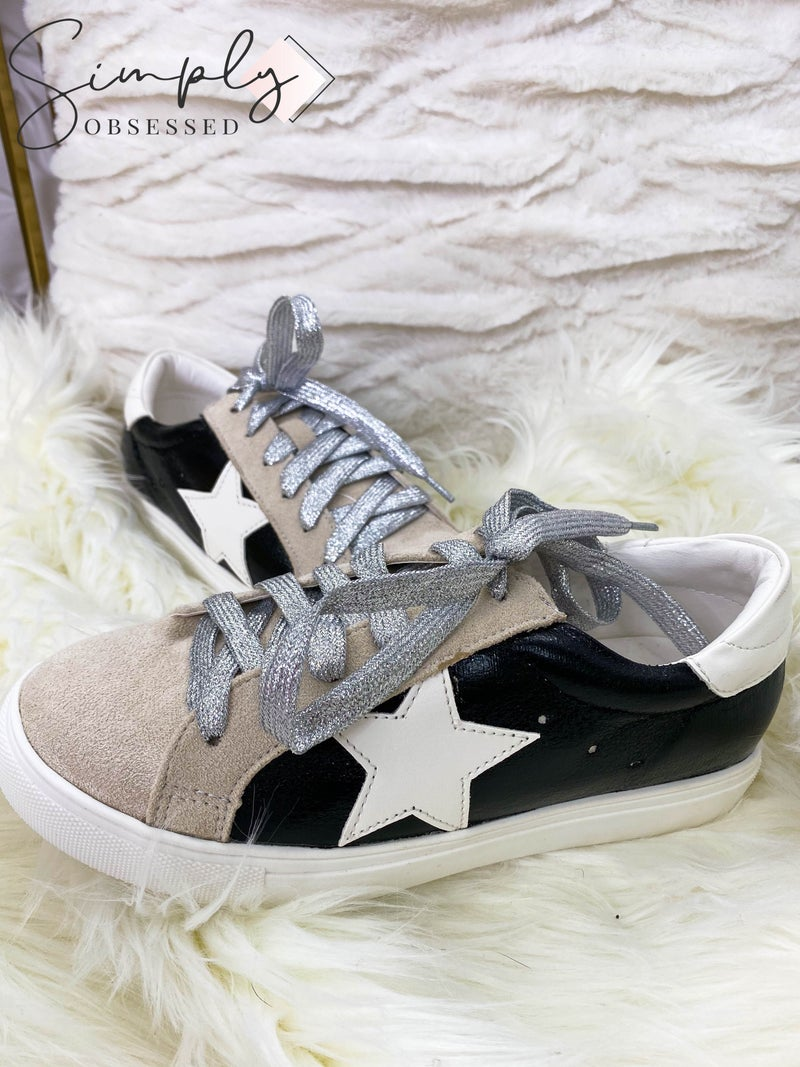 Nature Breeze - Star print sneaker