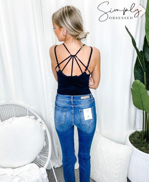 Cello Jeans - Distressed denim jeans