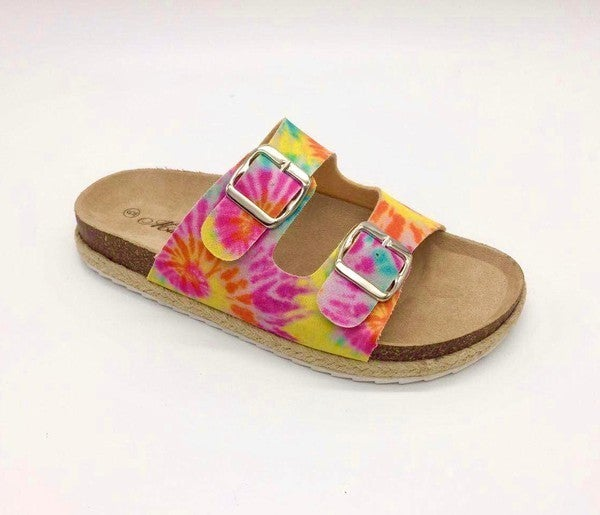 Mata - Sandals with buckle details