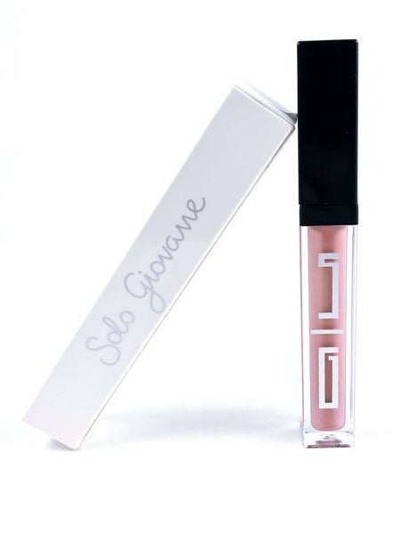 Solo Giovane - Long lasting glossy color lip cream