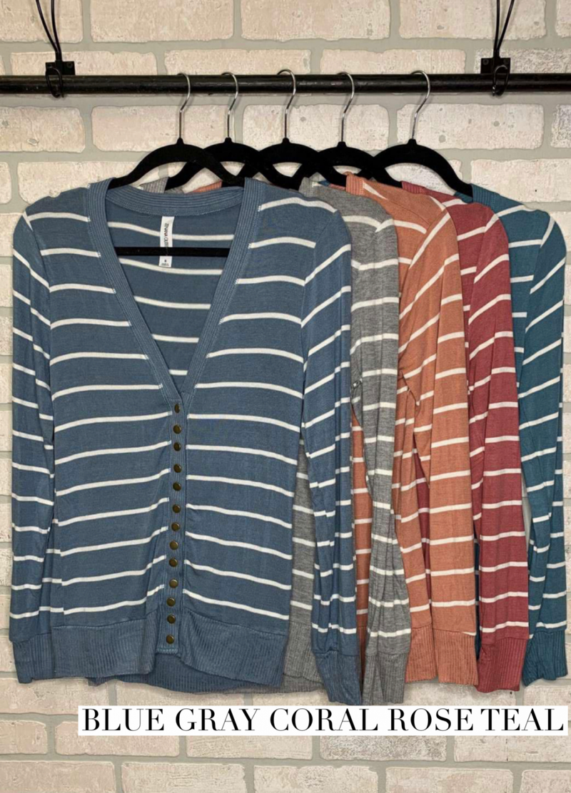 Perfectly Striped *Final Sale*