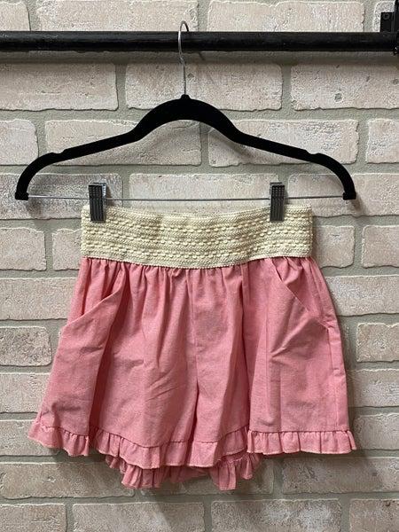 Ruffle Shorts *Final Sale*