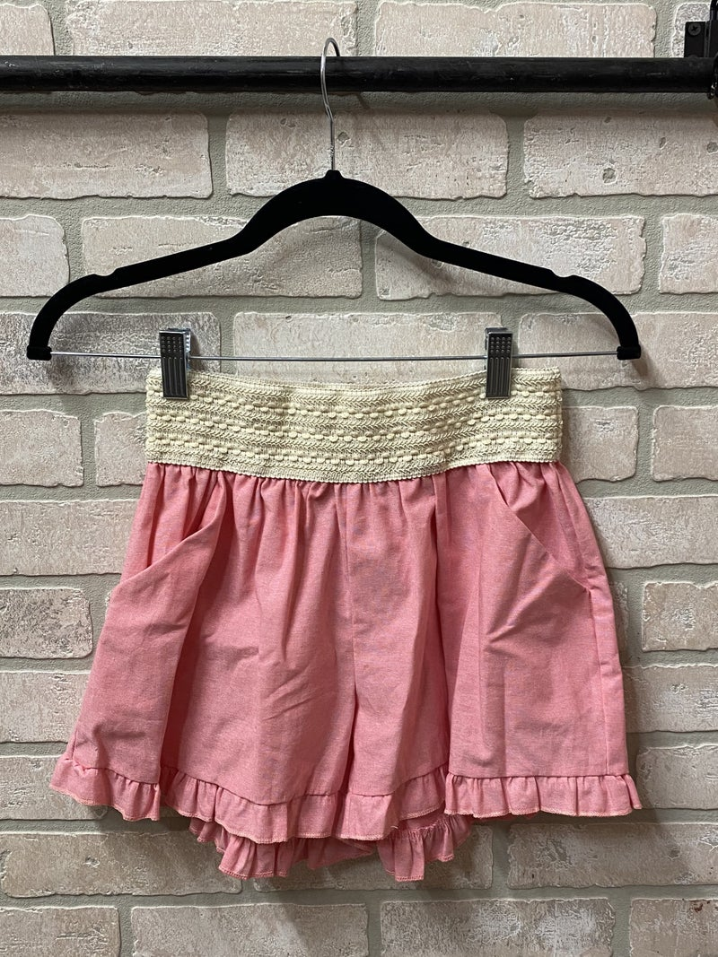 Ruffle Shorts *Final Sale*