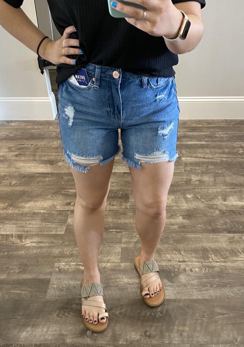 Dream Denim Shorts