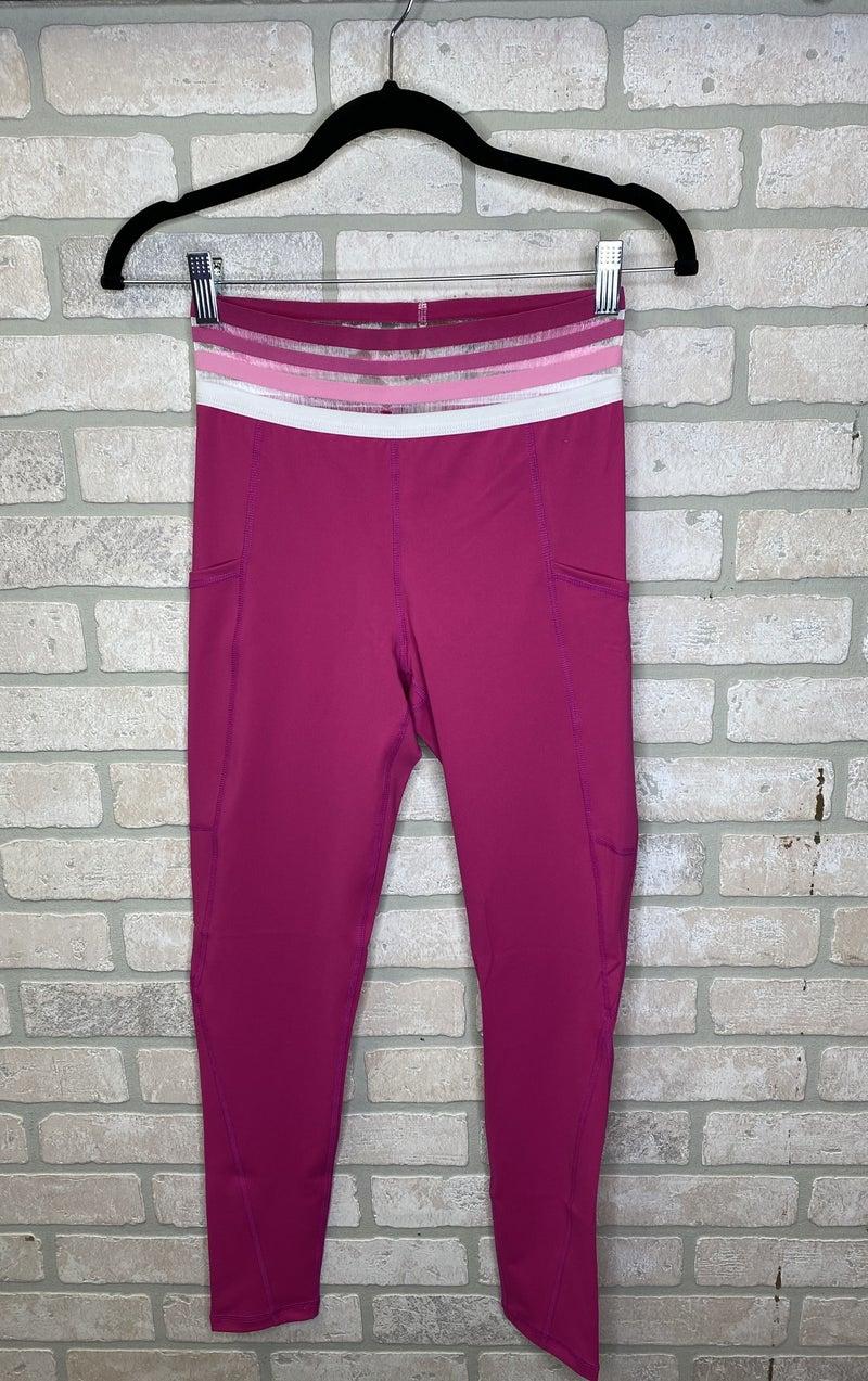 Pink workout Leggings *Final Sale*