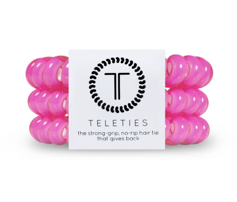 Hot Pink Teleties