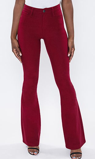 YMI Hyperstretch Flares- 3 Colors! *Final Sale*