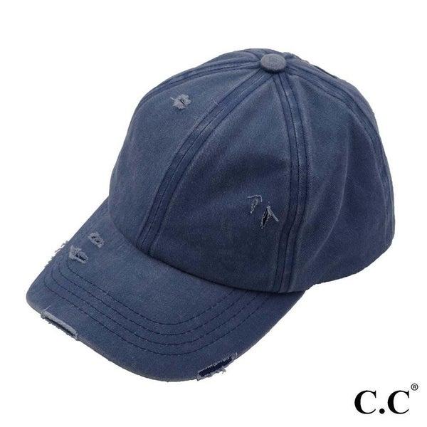 American Dreaming C.C Ball Cap *Blue*