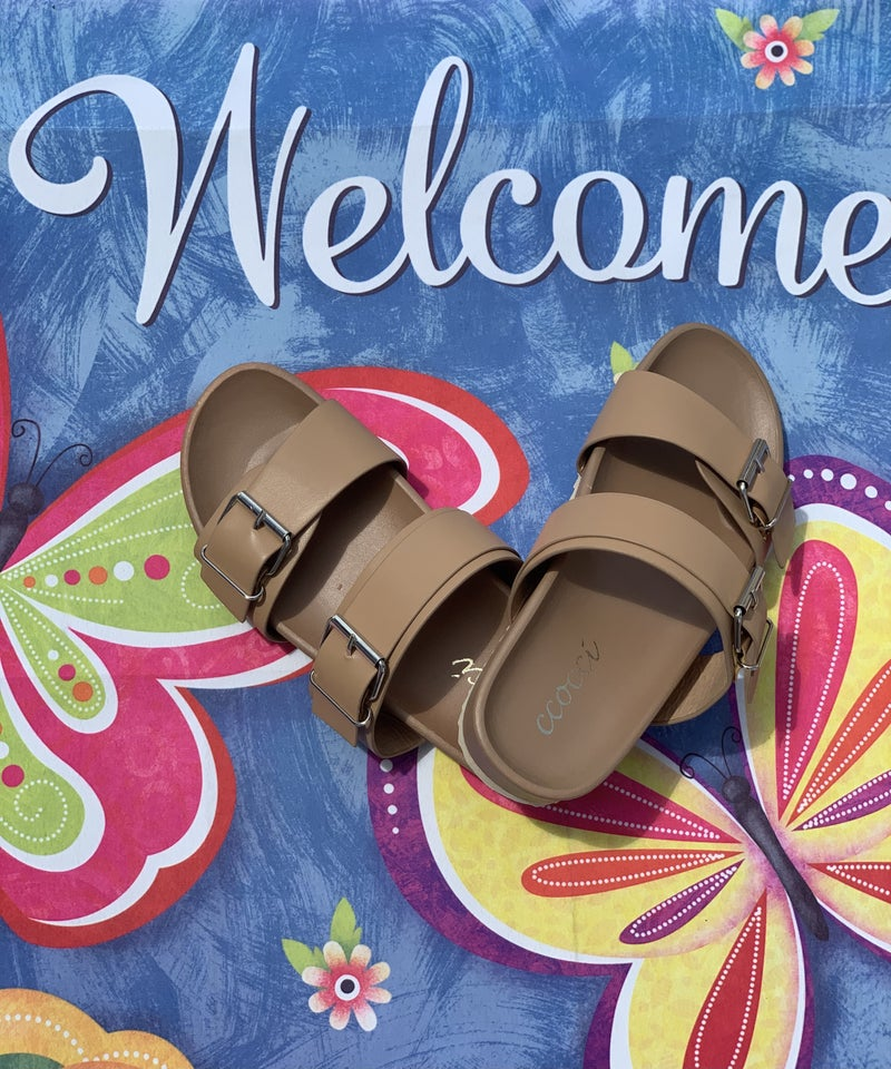 Walk A Mile  in my Sandals