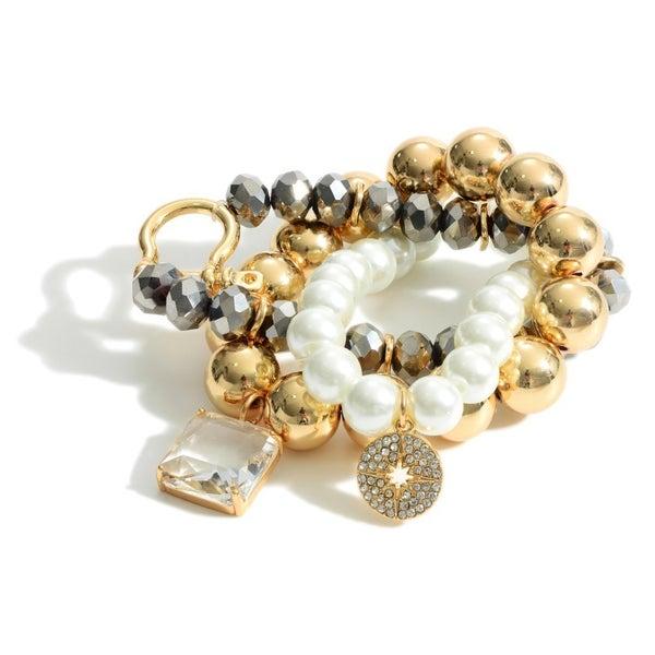 Just Bead It Bracelet