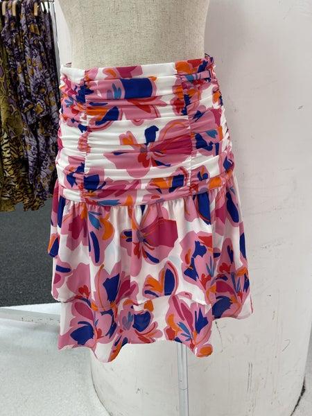 Adrienne- Hey Let's Get Away Skirt