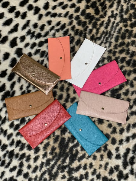 Wallet Vibes *Multiple Colors*