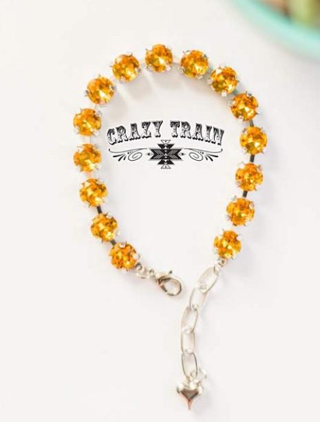 Bling Bracelet - 3 Colors! *Final Sale*