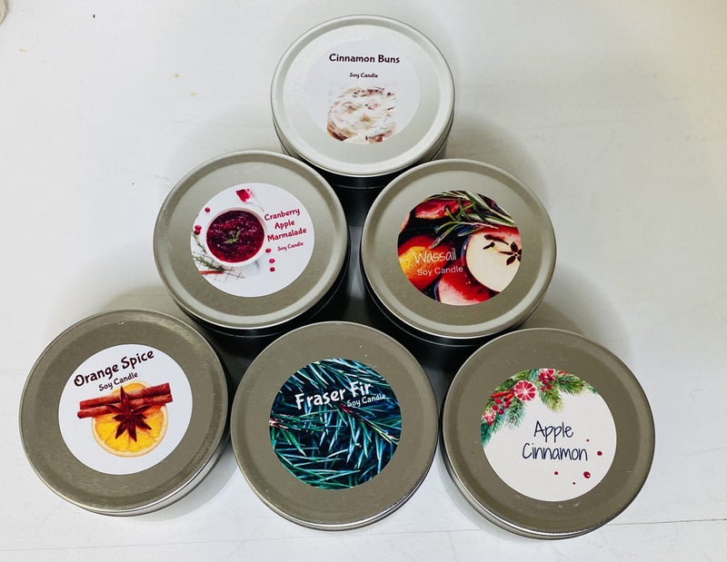 Fabulous Candles - By a Local Vendor!
