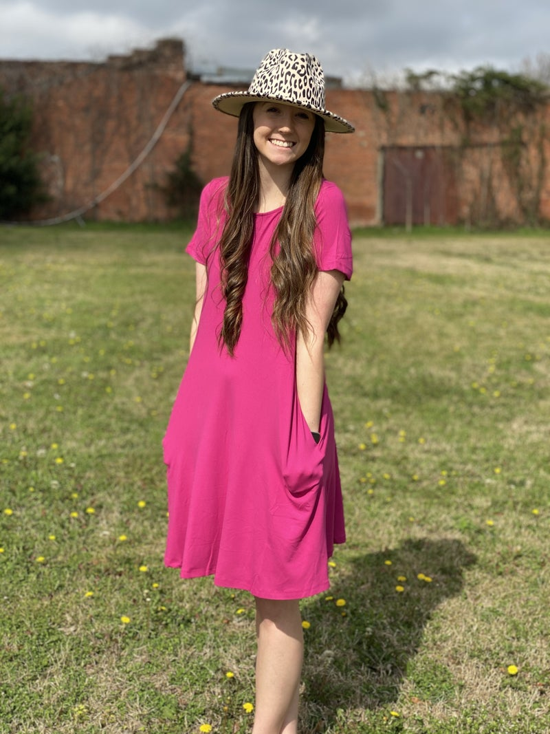 Sweet And Simple Dress