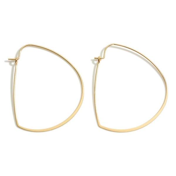 Geometric-Shaped Earrings