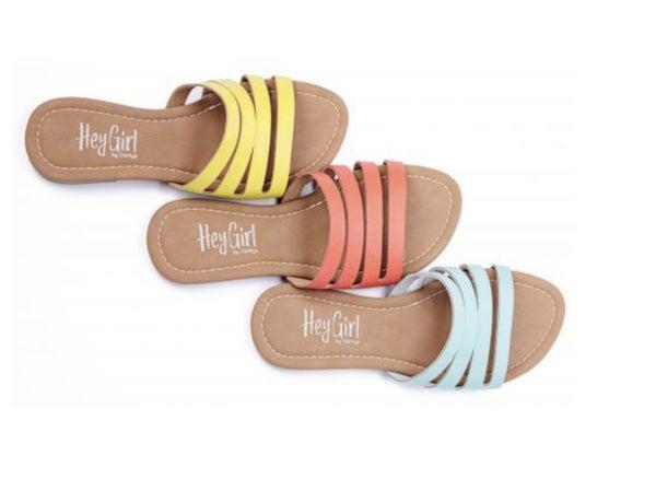 Corkys Bikini Sandal - 3 Colors!
