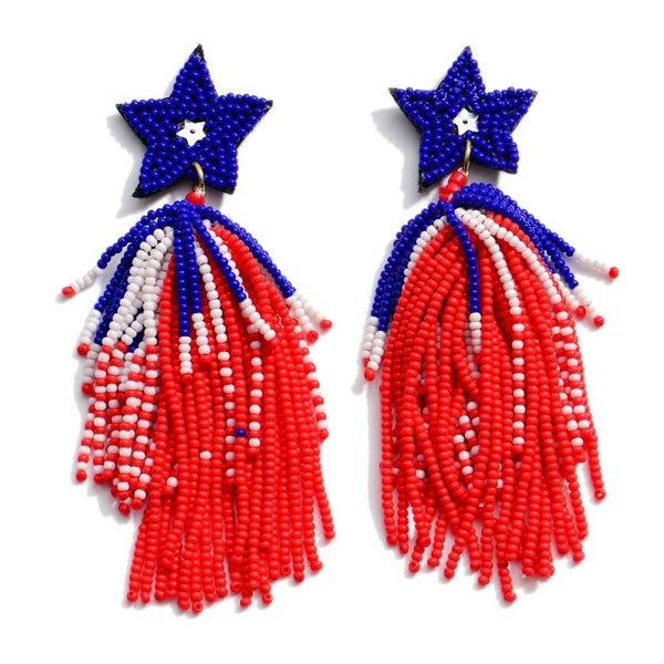 Born In The USA Earrings
